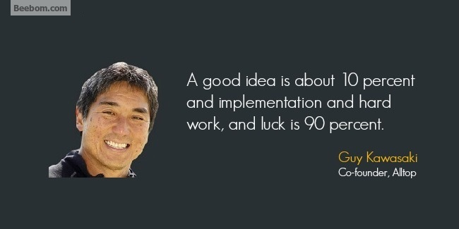 Guy Kawasaki quotes