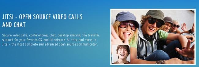 jitsi - Skype Alternatives
