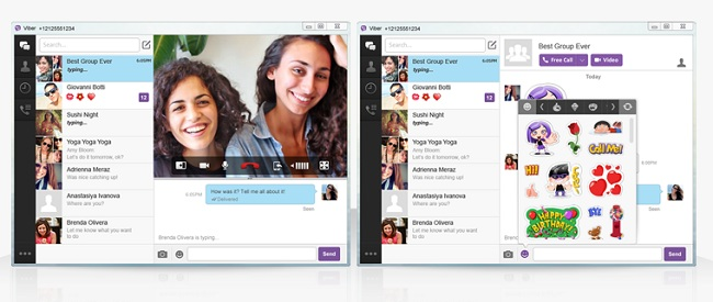 viber- Skype Alternatives