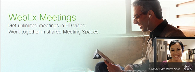 webex- Skype Alternatives