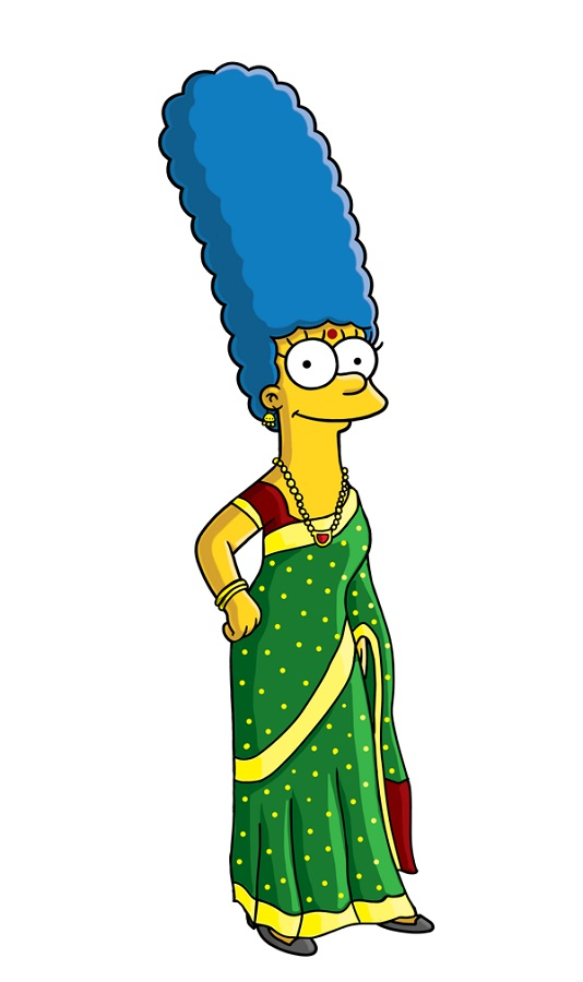 Marge Simpson iyer