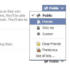 how do i hide facebook friends