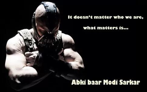 3- Abki Baar Modi Sarkar