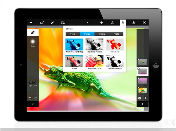 Adobe_Photoshop - photography apps for iOS