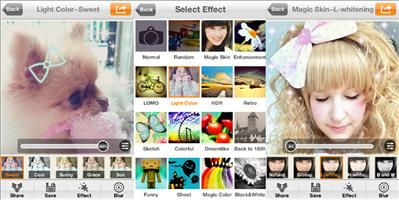 Camera360 - photography apps for iOS