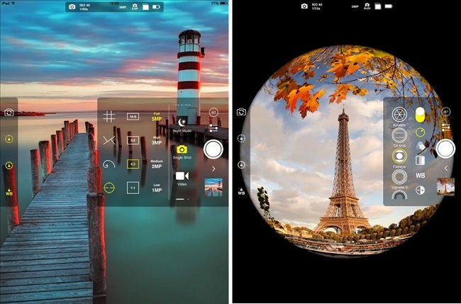 ProCam XL 2 - photography apps for iOS