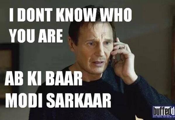 Random - Abki Baar Modi Sarkar