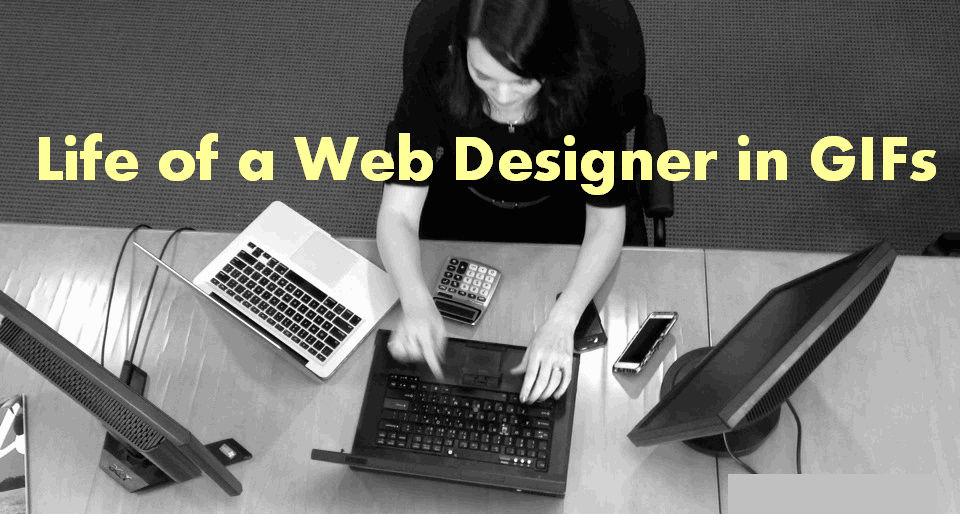 The Story Of A Web Designer S Life In 15 Gifs