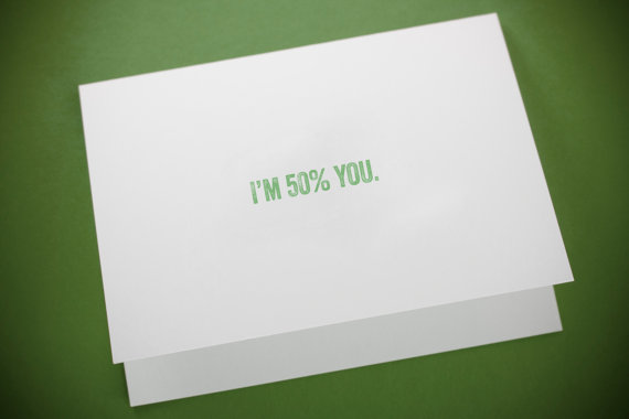 50 You - Father's Day Card