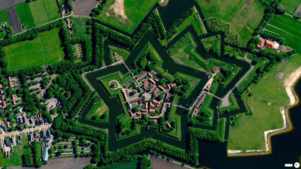 Bourtange Vlagtwedde, Netherlands