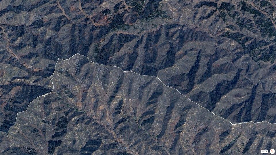 Great Wall of China Northern China