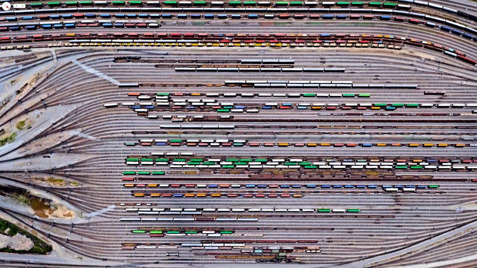 Inman Yard Atlanta, Georgia, USA