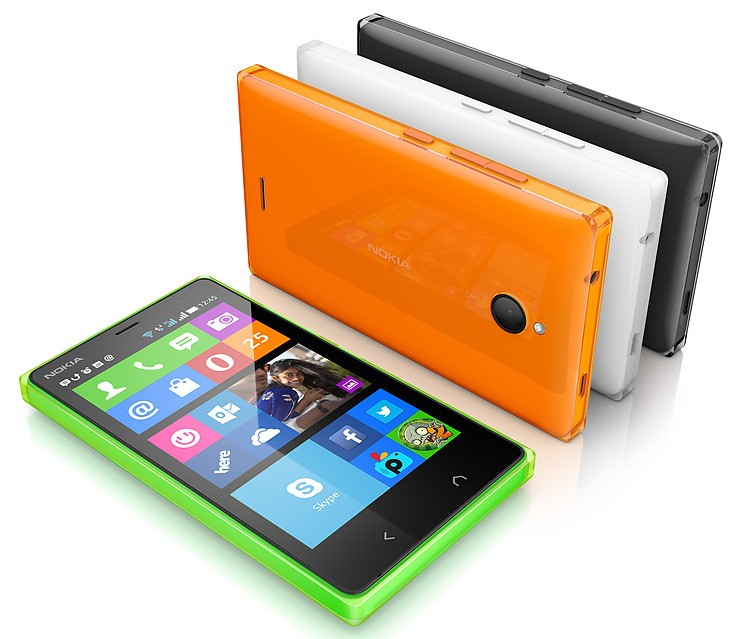 Nokia X2 Android 2