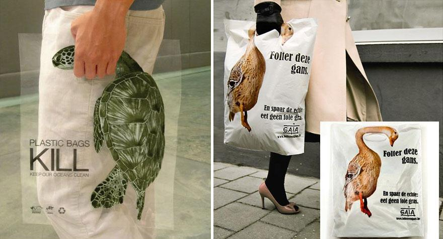 Plastic Bags Kill