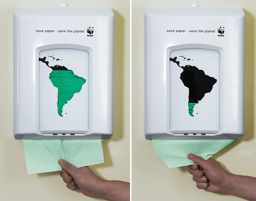 Save Paper, Save our Planet