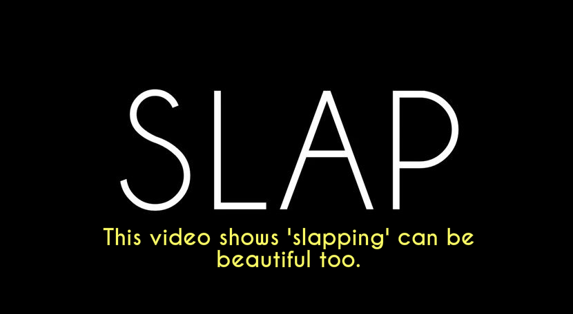 Strangers Slap Each Other For the First Time First Slap