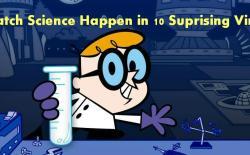 Watch Science Happen in 10 Amazing SciencePorn Vines