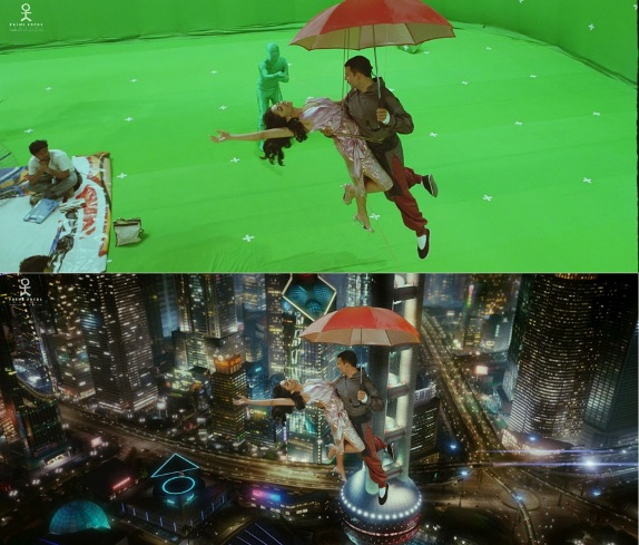 Chandni-Chowk-to-China-VFX-Effect