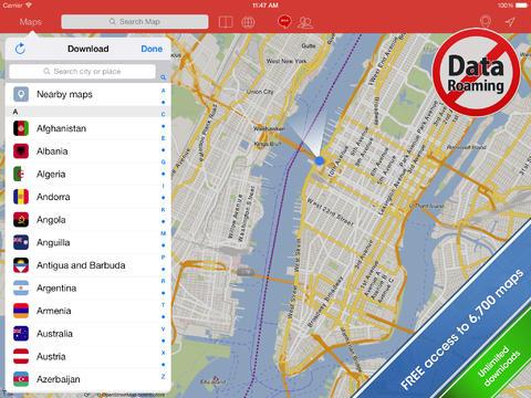 City Maps 2 Go Pro
