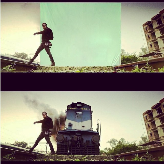 Kick VFX Effects