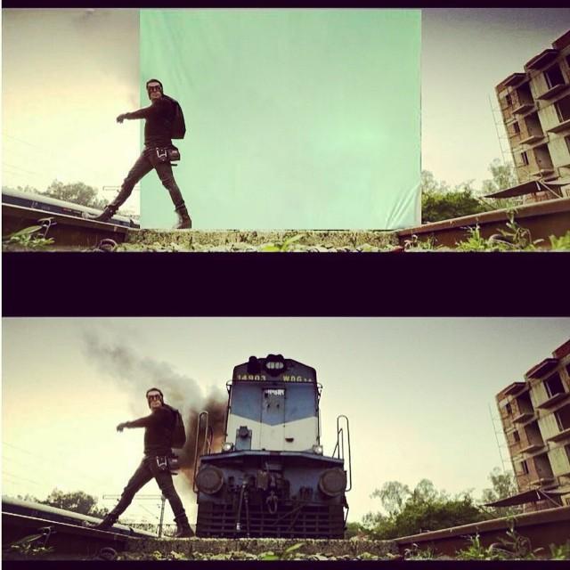 Kick VFX Effects