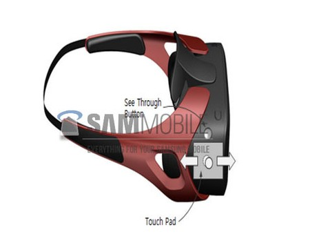 Samsung Gear VR leaks