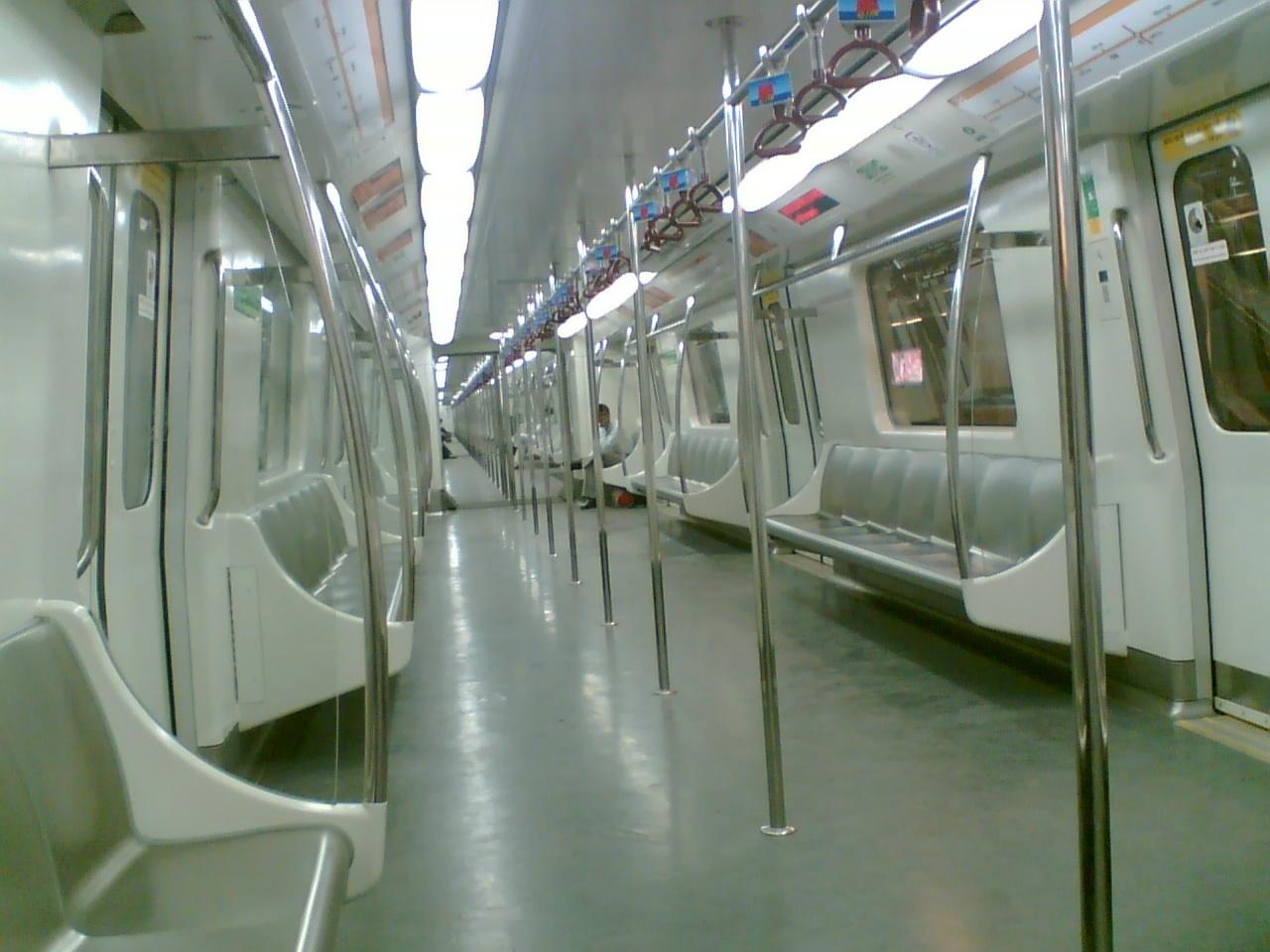 empty trains