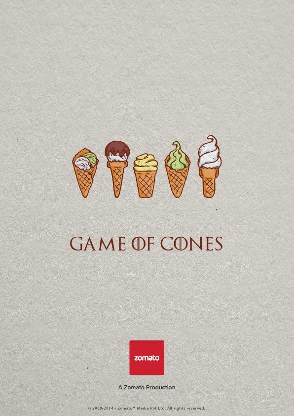 Game of Thrones Spoof Name