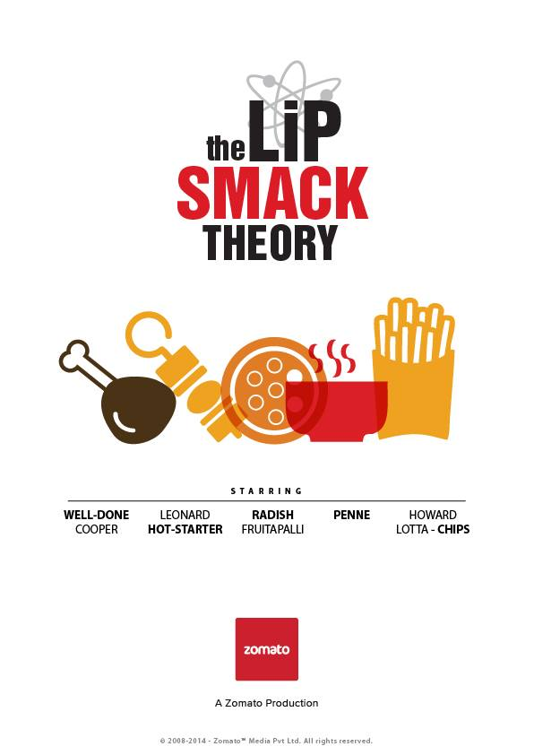 The Big Band Theory spoof name