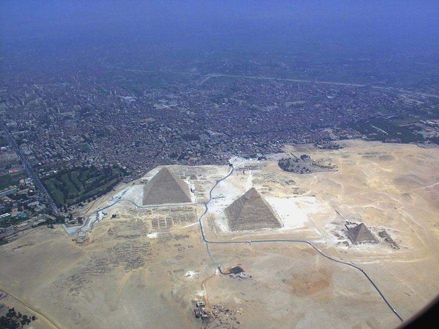 The Great Pyramids of Giza1