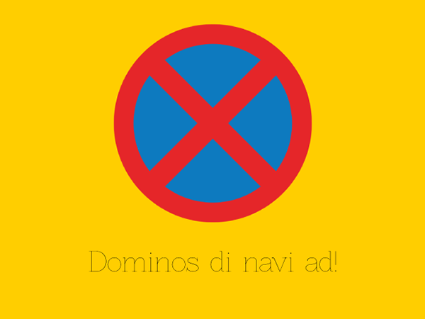 Translation: Domino's new advert