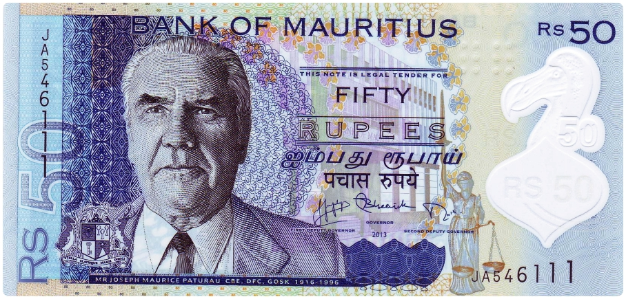 Currency_Mauritius