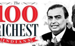 Forbes List of 100 Richest Indians 2014