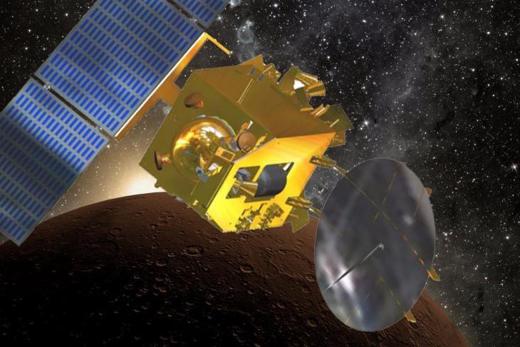 ISRO's Mars Orbiter