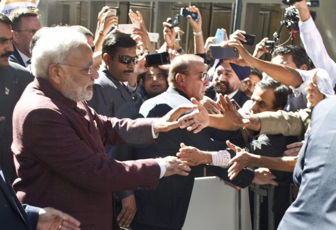 PM in US