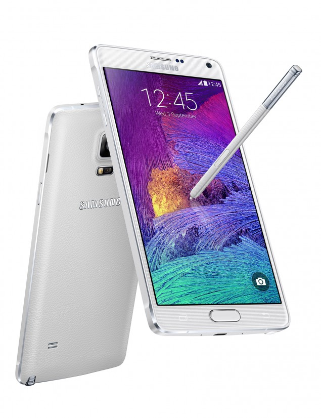 Samsung Galaxy Note 4-3