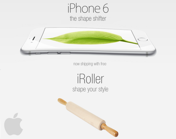 iphone 6 bendgate funny Twitter reaction 3
