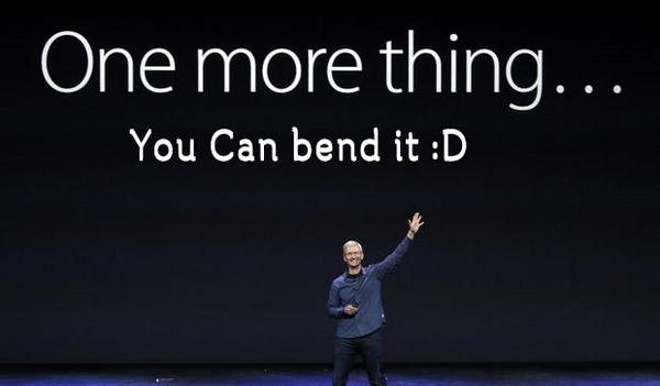 iphone 6 bendgate funny Twitter reaction 4 - Copy