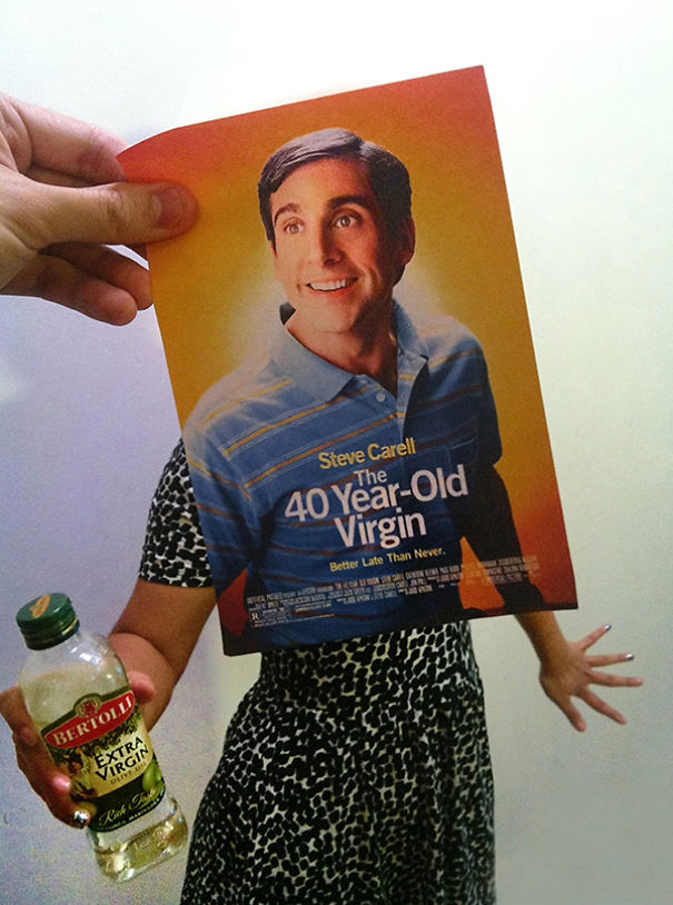 40 Years Old Virgin