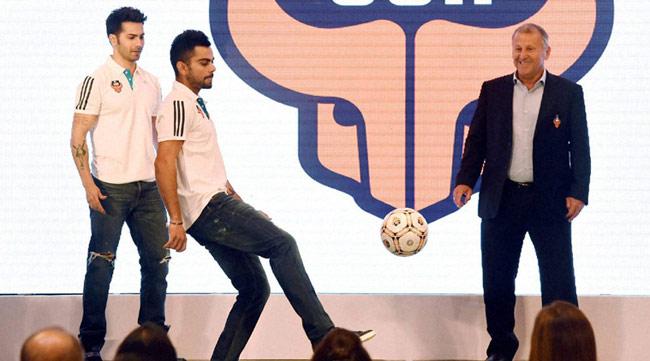 FC Goa virat kohli