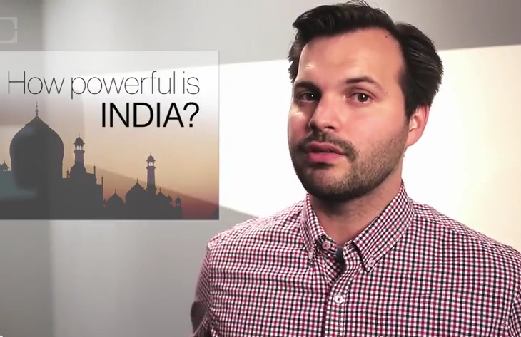 How Powerful is India, Find out.