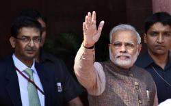 Modi India online attendance