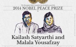 Noble Peace Prize 2014