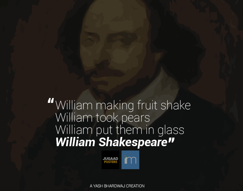 William Shakespeare Meme
