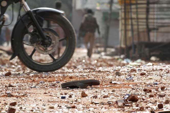 Photos From Trilokpuri Riots In Delhi -2