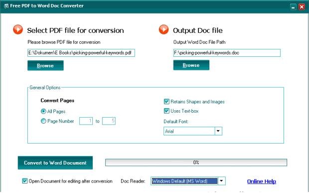 Top 5 Best Free PDF Converter Tools For Windows 2016