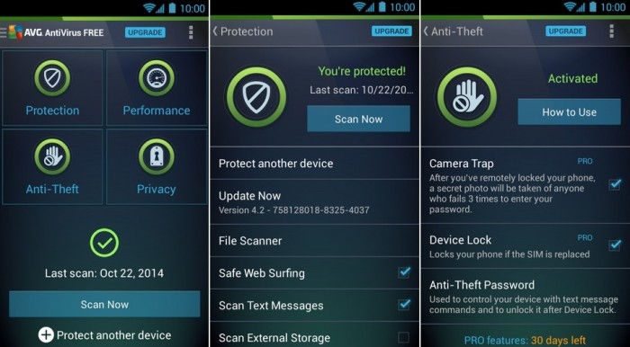 latest anti virus for android phone