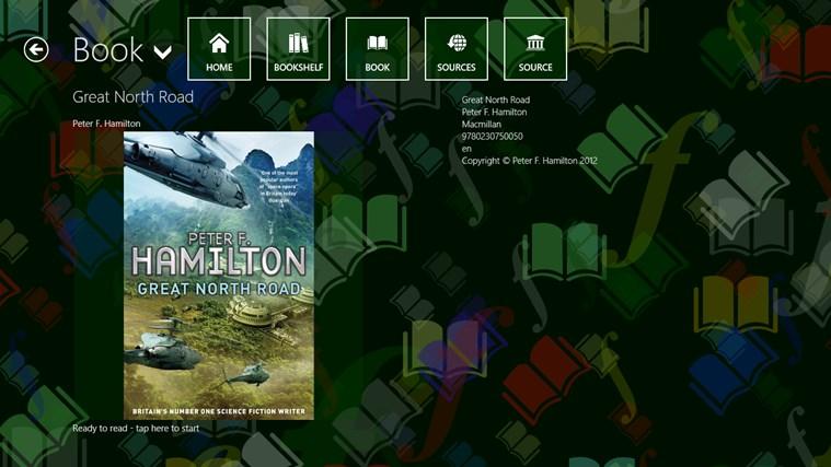 Freda ebook reading app windows 8