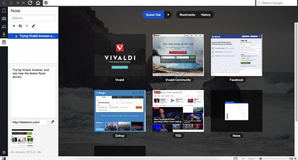 vivaldibrowser-leftpanelscreendial
