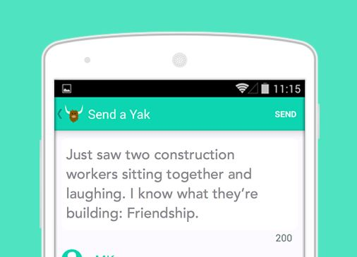Everything You Need To Know About Yik Yak